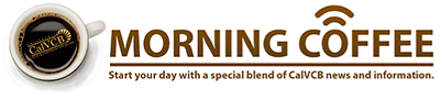 CalVCB Morning Coffee Newsletter Logo