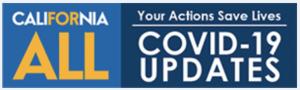 COVID 19 Updates Logo